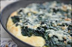 "The Kitchen Lioness: ""River Cottage Veg Everyday"" - Kale (spinach) and onion pizza"