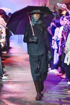 Raf Simons   Menswear - Spring 2018   Look 42