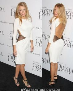 I love this girl's style, and she's gorgeous! Blake Lively in Roberto Cavalli (from the spring 2009 collection).