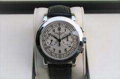 Patek Philippe 5070G- Patek 5070G- Patek Philippe Chronograph 42MM- Discontinued Patek