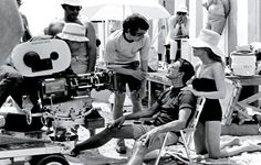 """CINEPHILIA and FILMMAKING • Sometimes referred to as the """"contra-zoom,"""" it..."""