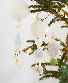 Bugs and Fishes by Lupin: Free Tutorial from Christmas Crafting In No Time: ...