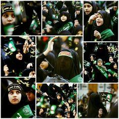Children Commemoration for Sayyeda Ruqqiya Binte Hussein   #13Safar1437 #LabbaykYaRuqqiya