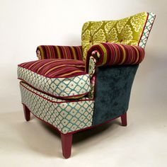 Awesome chairs by Daredevil Designs