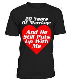 33th Wedding Anniversary TShirt Mr & Mrs