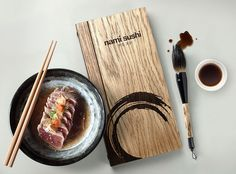 Nami Sushi Brand concept, design and photography