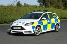 Ford Focus ST Wagon joins British Police service