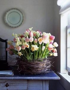 See the Spring Holidays galleries and create one of these inspiring ideas Spring Flower Arrangements Table Centerpieces and Mothers Day Gift. [...]