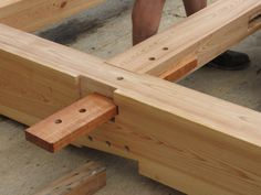 Timber Frame | good illustration