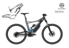 A collaboration with HNF-Heisenberg on their new line of E-Bikes. I was responsible for providing concepts for their flagship downhill model Velo Design, Bike Sketch, Heisenberg, Premium Wordpress Themes, Breaking Bad, Design Consultant, Behance, Concept, Bike Electric