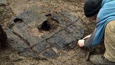 Researchers Find A 3,000-Year Old Intact Wheel From The British 'Pompeii'