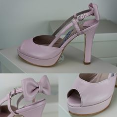 #zapatos #piel #rosa #detalles #customizados #lazos #lacitos #plataforma #tacones #platformshoes #platformpumps #heels #highheels #moda #fashion #madeinspain #handcrafted #scarpe #schuhes #oinetakoak #sabates #chaussures #shoes #womenshoes #modamujer #custommade #madetoorder jorgelarranaga.com