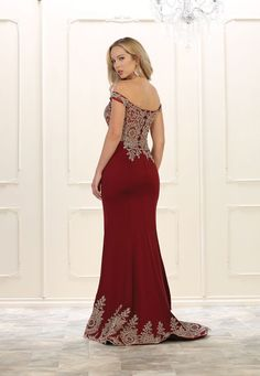 005a90842fb Long Prom Dress Plus Size Formal Evening Gown