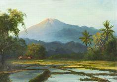 Frederik Kasenda - Pemandangan Indonesia