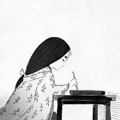 Tales of Princess Kaguya - Studio Ghibli Manga Art, Manga Anime, Anime Art, Samurai Jack, Animation, Akira, Film Anime, Studio Ghibli Movies, Poses References