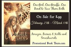 Fierce Creatures by Kristina Circelli on Sale for $.99 for a Limited Time