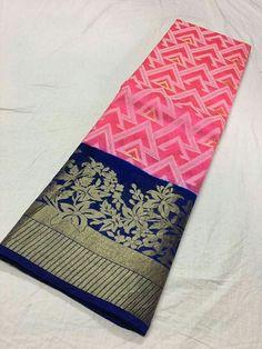 Pure banaras pattu sarees Price:5750 Order what's app 7995736811