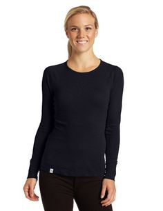 Ibex Womens Woolies CrewBlackSmall *** Click image to review more details.(This is an Amazon affiliate link and I receive a commission for the sales)