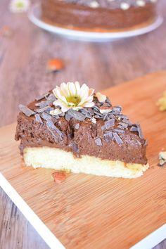 Gâteau à la noisette et au chocolat