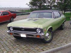 Chevrolet Chevy II / Nova - Wikipedia, the free encyclopedia