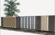 45 Picture Of A Minimalist Railing Trellis Model - Modern House Fence Design, Window Grill Design, Classic Fence, Home Developers, Trellis Fence, Boundary Walls, Appartement Design, Entrance Design, 3d Warehouse