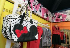 For the Love of Minnie Mouse – A Visit to Tren-D in Downtown Disney Marketplace