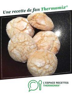 Biscuits moelleux au citron par christineRoig. Une recette de fan à retrouver dans la catégorie Pâtisseries sucrées sur www.espace-recettes.fr, de Thermomix®.