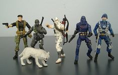 action toys | Vintage G.I. Joe Action Figures