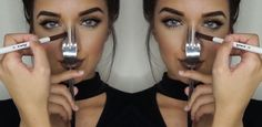 Maquiagem: blogueira usa GARFO para fazer contorno!