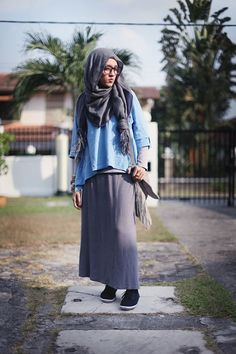 its so cool #fashion #hijab
