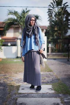 its so cool #fashion #hijab