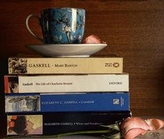 Elizabeth Gaskell -- I have read Mary Barton, and Cranford (but not Wives and Daughters or The Life of Charlotte Bronte. I have them on my shelf). That one's my FAVE. Book Club Books, Book Lists, Good Books, Book Art, Books To Read, My Books, Book Of Life, The Life, My Academia