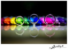 FAQ: Tips to Photograph Wedding Rings - Ashley Therese Photography