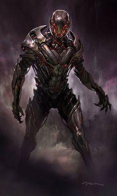 Marvel Comics: Ultron