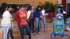 13.07.2013. Los alumnos de la #ComunidadUAM muestran día a día sus aporendizajes mediante diversas actividades.