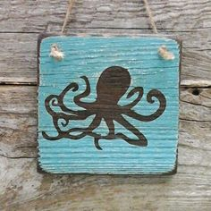 Hey, I found this really awesome Etsy listing at https://www.etsy.com/listing/271525928/octopus-decor-octopus-sign-marine-life