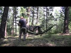Warbonnet Outdoors provides quality lightweight camping and backpacking hammocks, tarps, hammock under quilts & top quilts, handmade in Colorado, USA. Backpacking Hammock, Backpacking Gear, Camping Hammock, Outdoor Camping, Hammocks, Camping With Cats, Go Camping, Before Sunset, Camping