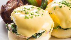 【舌尖上的晶華】週日上午10:38分的陽光 班尼迪克蛋