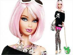 tokidoki barbie. if i had a daughter... /s