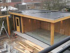 Pool House Designs, Sims House Design, Home Gym Design, Backyard Patio Designs, Shed Design, Diy Patio, Backyard Pavilion, Backyard Pergola, Outdoor Garden Rooms