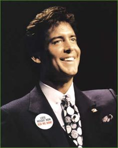 Mark Reynolds Hughes (1956 - 2000) Founder of the company Herbalife that sells nutritional and weight loss products