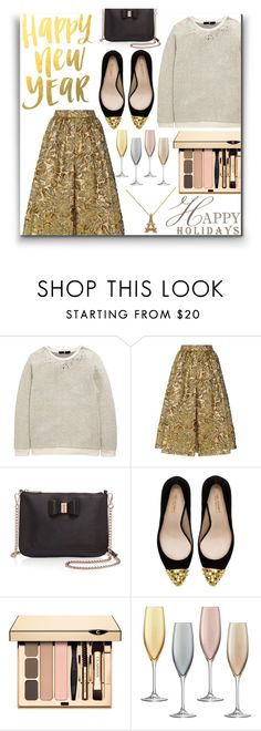 """""""January First."""" by dreamingdaisy ❤ liked on Polyvore featuring Prada, Ted Baker, Zara, LSA International and Designs by FMC"""