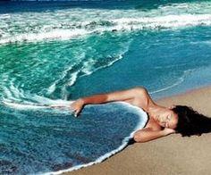 wrap me in the ocean