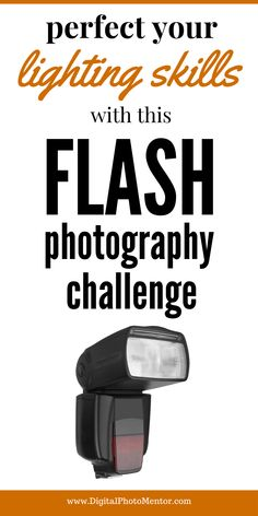 Learn Flash Photography Challenge – Stay Home Project Flash Photography Tips, Photography Themes, Creative Portrait Photography, Photography Challenge, Photography Basics, Photography Tips For Beginners, Photography Projects, Photography Tutorials, Digital Photography