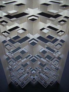 Elod Beregszaszi - 5 Spine Concertina Fold