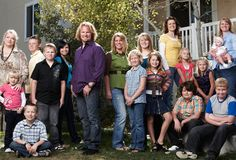 Sister Wives, one of my favorite shows...