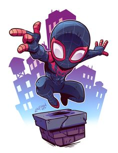 This is a mix between an interest that I have (manga/chibi art) and my favorite Marvel character Chibi Marvel, Marvel Art, Marvel Heroes, Marvel Avengers, Marvel Drawings, Cartoon Drawings, Cute Drawings, Avengers Cartoon, Marvel Cartoons