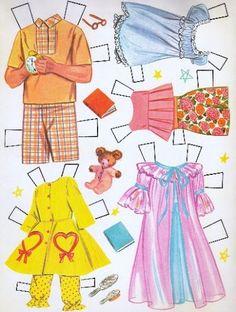 Paper Dolls~Bride cut-outs - Bonnie Jones - Picasa Web Albums
