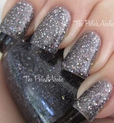 China Glaze Eye Candy Collection; Some Like It Haute