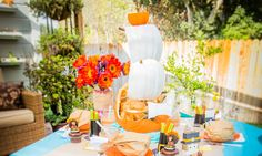 .@HomeandFamilyTV  @JessieDIY's @Lilyshop with Jessie Jane #Thanksgiving Tablescape Crafts #CountdowntoChristmas